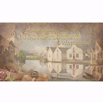 Afbeelding van Autospeurtocht 'Noord Holland Waterland'