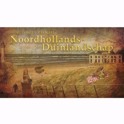 Afbeelding van Autospeurtocht 'Noordhollands Duinlandschap'