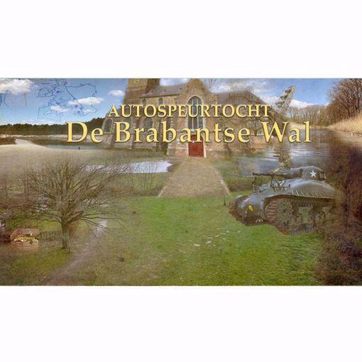 Afbeelding van Autospeurtocht 'De Brabantse Wal'